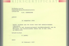 Certificaten en Diploma's 17