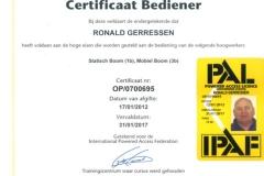 Certificaten en Diploma's 23