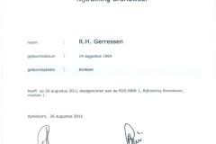 Certificaten en Diploma's 27