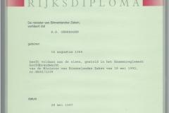 Certificaten en Diploma's 6