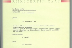 Certificaten en Diploma's 9