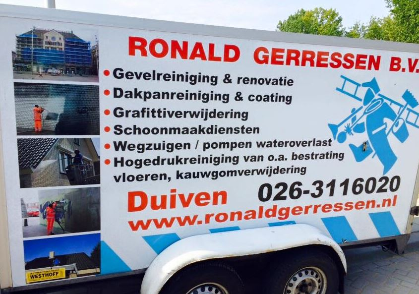 Vastgoedonderhoud Ronald Gerressen Duiven