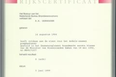 Certificaten en Diploma's 14