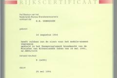 Certificaten en Diploma's 16