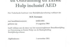 Certificaten en Diploma's 26