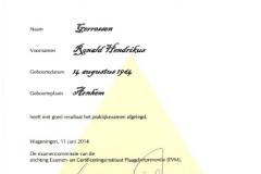 Certificaten en Diploma's 34