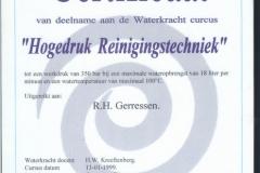 Certificaten en Diploma's 5