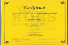 Certificaten en Diploma's 7