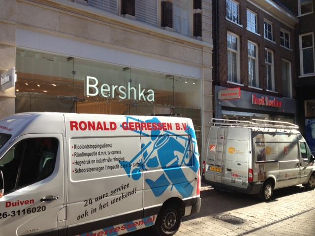 Brand Bershka Arnhem